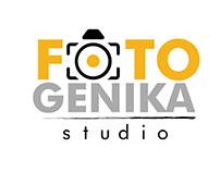 LOGO FOTO  GENIKA-STUDIO
