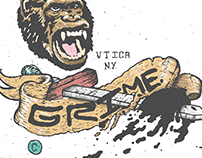 Grime Co. Ape