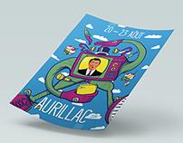 Aurillac's Festival 2014