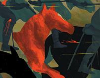 Illustrating War Horse