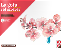 BOOK: LA GOTA Y EL CEREZO