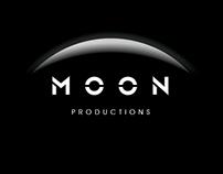 Moon Productions Logo/ Identity (2013)