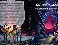 October Jones : The Lightning Pines Mystery