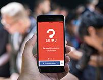 Bu Mu App - iOS UI&UX Mobile Design