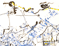 doodle- illustrations - unconscious strokes
