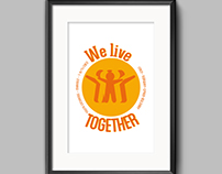 Human Rights Youth Organization - We live together