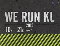 Motion Graphic: Nike Run 2015 (Jan 2015)