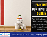 Painting Contractors in Dublin