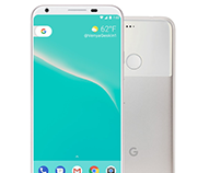 Google Pixel 2 Concepts and Designs