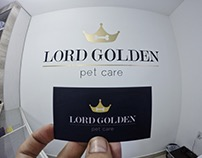 Lord Golden - Pintura de logotipo