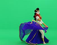 Just Dance 2017: Lean On (Alternate)Costume design