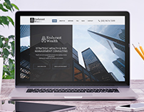 Endurant Wealth Homepage & Website