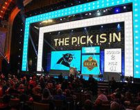 NFL Draft Branding