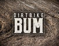Dirtbike Bum | Logo
