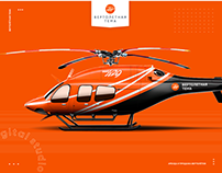 Helitema - rent and sale of helicopters