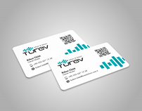 Logo + Business Card for TUREV