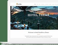 Hotel WordPress Theme - Responsive Hotel Website