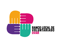 Logo Banco Local de Voluntariado Ovar