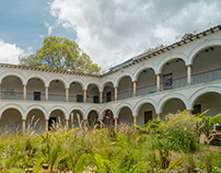St. Augustine Cloister UNAL