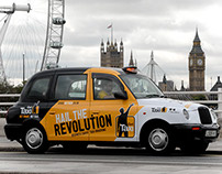 Get Taxi Campaign