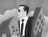 Poster | Don Draper's last drink