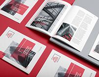 Company Profile Brochure | Real Estate & Property