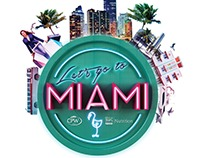LET'S GO TO MIAMI - CPW E NESTLÉ NUTRITION