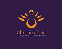 Logo and Identity design for a Therapist and Coach