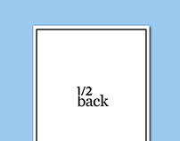 illustrations 1/2 back Spring-Summer16
