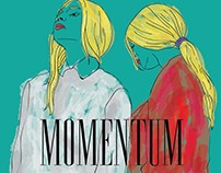 Momentum, Album art idea