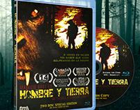 """Blu-Ray Design: """"Hombre Y Tierra"""""""