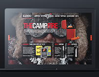 Zippo - Branding & Interactive