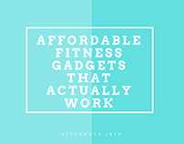 Affordable Fitness Gadgets That Actually Work