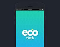 UX/UI ECO FRESH APP