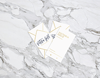 Victoria Gold Photography Business Cards