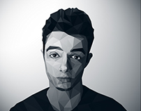 Facets - Low Poly Face