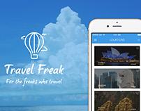 Travel Booking iOS App