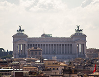 Street of Rome..