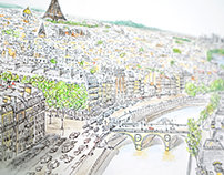 Paris (Drawing)