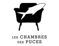 Logo // Les Chambres des Puces