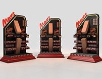 Mars Chocolate Mall Setup
