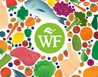Whole Foods Market - iMessenger Icons