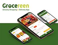 Grocereen - Online Grocery Store App