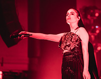 Concert Photography: BANKS The Altar Tour.