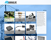 Industrial Website