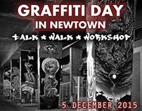Graffiti Day with Awethu Art