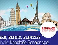 Comunicação digital - Napoleão Bonacrepe
