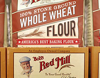 """Bob's Red Mill """"Continued, Part 1"""" Before & After Color"""