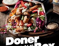 German Döner Kebab