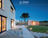 BIWA :: Zero Waste Loft // Webdesign